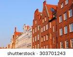 Lubeck In Region Schleswig...