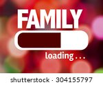 progress bar loading with the... | Shutterstock . vector #304155797