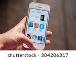 ayutthaya  thailand   august 3  ... | Shutterstock . vector #304206317