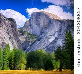 Yosemite National Park ...