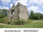 Ruin Of Odiham Castle Built Fo...