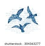 Summer Retro Hand Lettering...