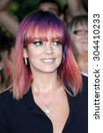 Small photo of Lily Allen attends the annual Serpentine Galley Summer Party at The Serpentine Gallery on July 1, 2014 in London, England.