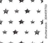 seamless vector modern pattern... | Shutterstock .eps vector #304459703