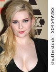 Small photo of LOS ANGELES - AUG 6: Abigail Breslin at the FOX Summer TCA All-Star Party 2015 at the Soho House on August 6, 2015 in West Hollywood, CA