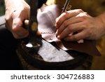 Grain Leather. Shoemaker...