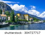 Scenic Landscapes Of Lago Di...
