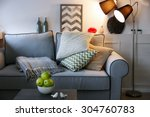 Beautiful Modern Living Room...
