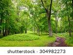 effigy mounds national monument | Shutterstock . vector #304982273