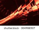 racing background | Shutterstock . vector #304988507