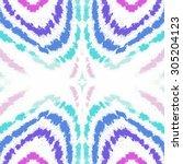 blots spots tribal folk... | Shutterstock . vector #305204123