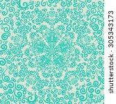 seamless pattern. abstract... | Shutterstock . vector #305343173