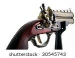desktop model of an ancient... | Shutterstock . vector #30545743