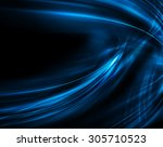 abstract blue background | Shutterstock . vector #305710523