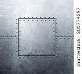 metal background   Shutterstock . vector #305774297