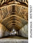 The Tithe Barn Was Built In Th...