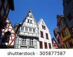 Limburg At River Lahn Germany
