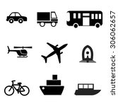 vector illustration of simple... | Shutterstock .eps vector #306062657