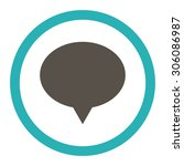 banner vector icon. this... | Shutterstock .eps vector #306086987