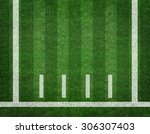 football field | Shutterstock . vector #306307403