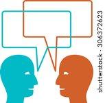 Visual Thinking Talking Head