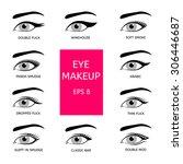 Types Of Eye Makeup