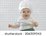 Little Baby Chef  7 Months Old
