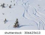 Ski Resort. Italy