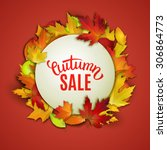 Autumn Sale  Price Tag Label ...