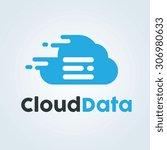 cloud logo cloud data vector...