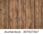 timber wall background | Shutterstock . vector #307027367