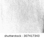 grunge halftone vector... | Shutterstock .eps vector #307417343