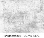 grunge halftone vector...   Shutterstock .eps vector #307417373