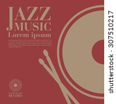 jazz | Shutterstock .eps vector #307510217