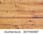 wooden planks texture.... | Shutterstock . vector #307540487