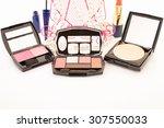cosmetics image | Shutterstock . vector #307550033