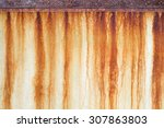 Rust Stains On The Wall
