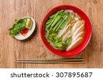 noodles vietnamese food of pho...