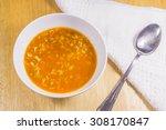 alphabet soup  | Shutterstock . vector #308170847