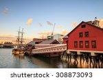 Boston Harbor And Financial...
