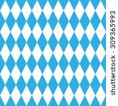 oktoberfest blue pattern