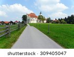 Small photo of Wieskirche - the famous pilgrimage Church of the Scourged Saviour near Steingaden in Bavaria,Germany - an UNESCO world heritage site.