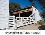 san juan bautista plaza... | Shutterstock . vector #30942280