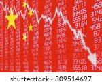 Chinese Stock Market   Arrow...