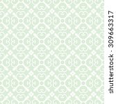 abstract seamless vector... | Shutterstock .eps vector #309663317