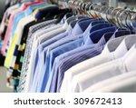 Men's Plaid Shirts In Differen...