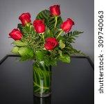 roses | Shutterstock . vector #309740063