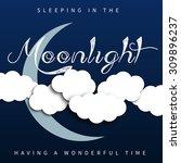 Moon  Clouds  Moonlight  Sweet...