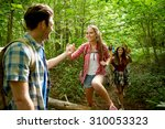 adventure  travel  tourism ... | Shutterstock . vector #310053323