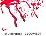 Halloween Concept   Blood...